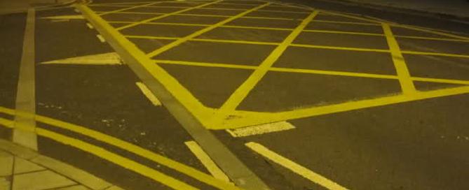 Yellow Box Junctions